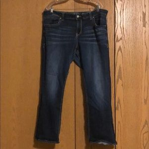 Lightly Used BKE Jeans Size 36X31 1/2